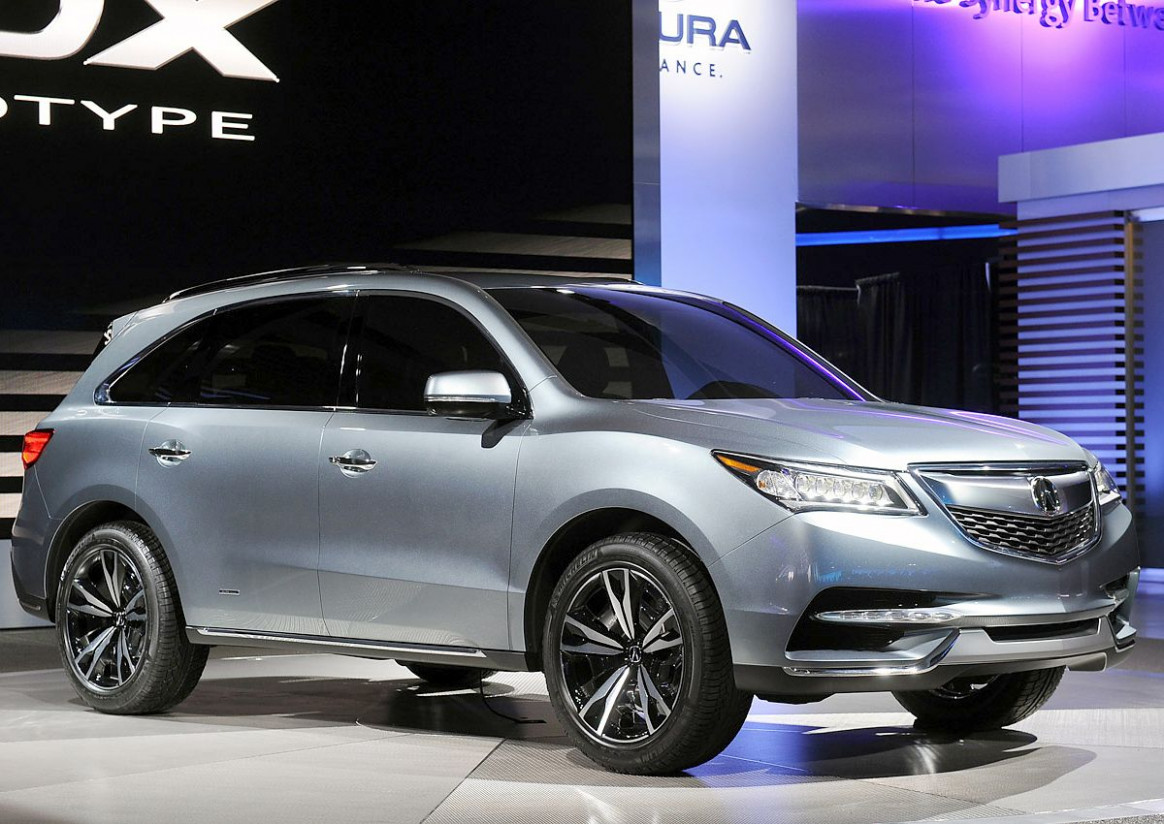First Drive 2022 Acura Mdx Pmc