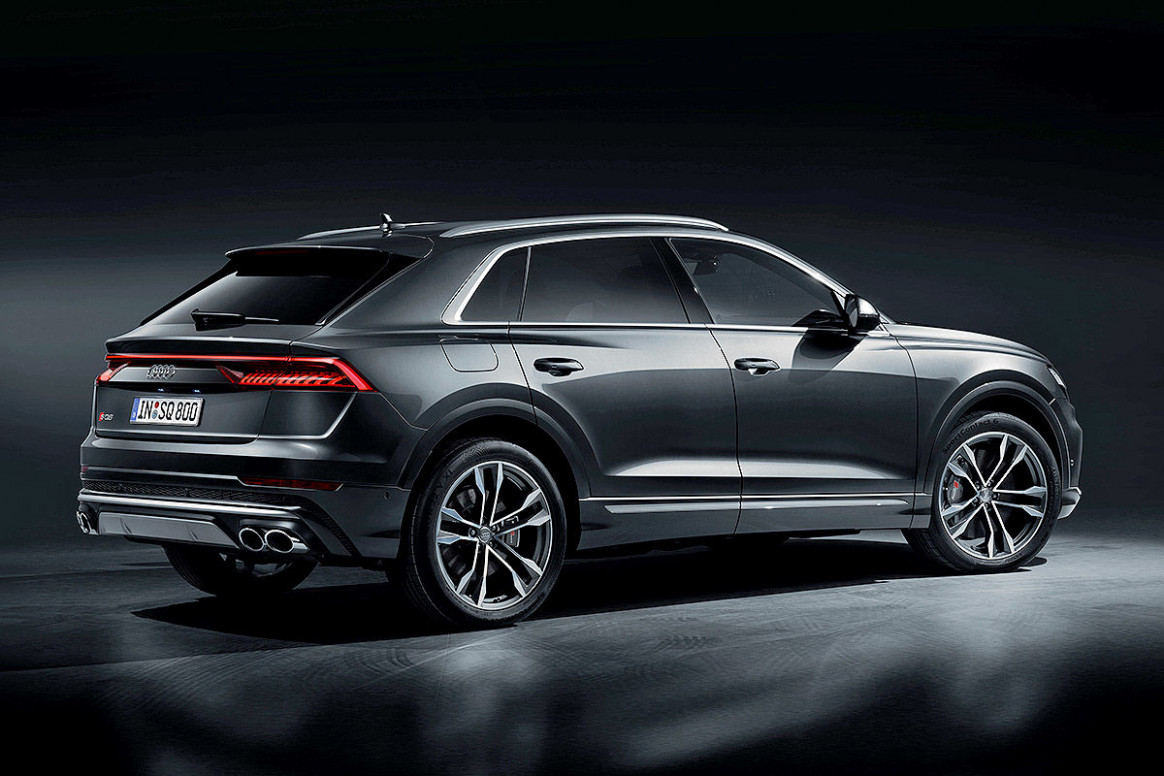 Redesign and Review 2022 Audi Q8