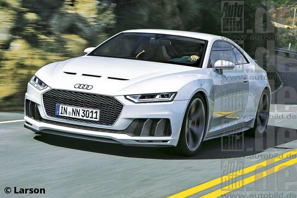 Spy Shoot 2022 Audi Sport Quattro