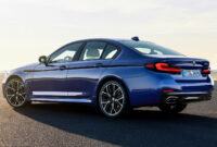 concept 2022 bmw 5 series release date