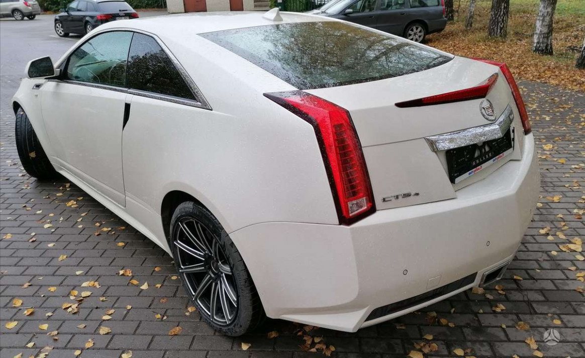 Style 2022 Cadillac Cts V Coupe