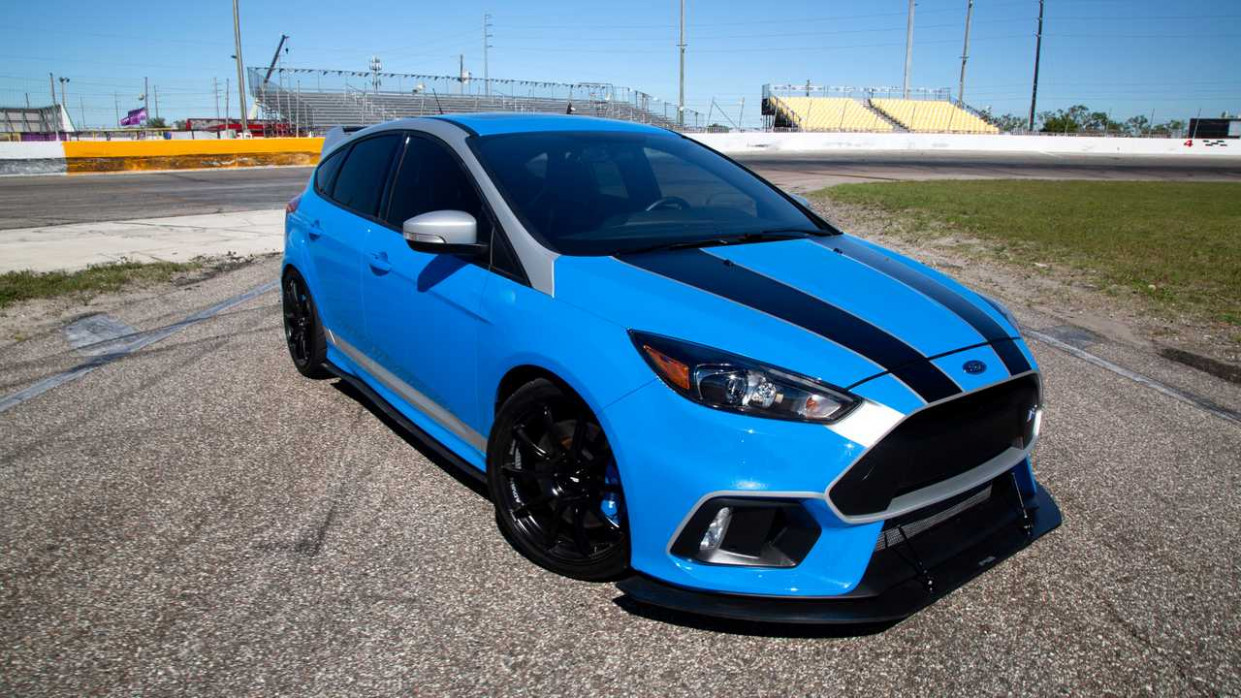 New Model and Performance 2022 Ford Focus