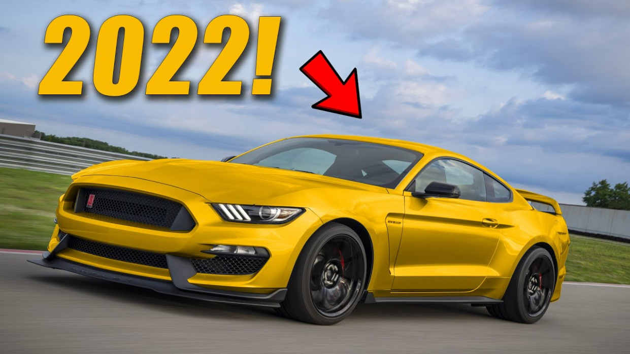 History 2022 Ford Mustangand