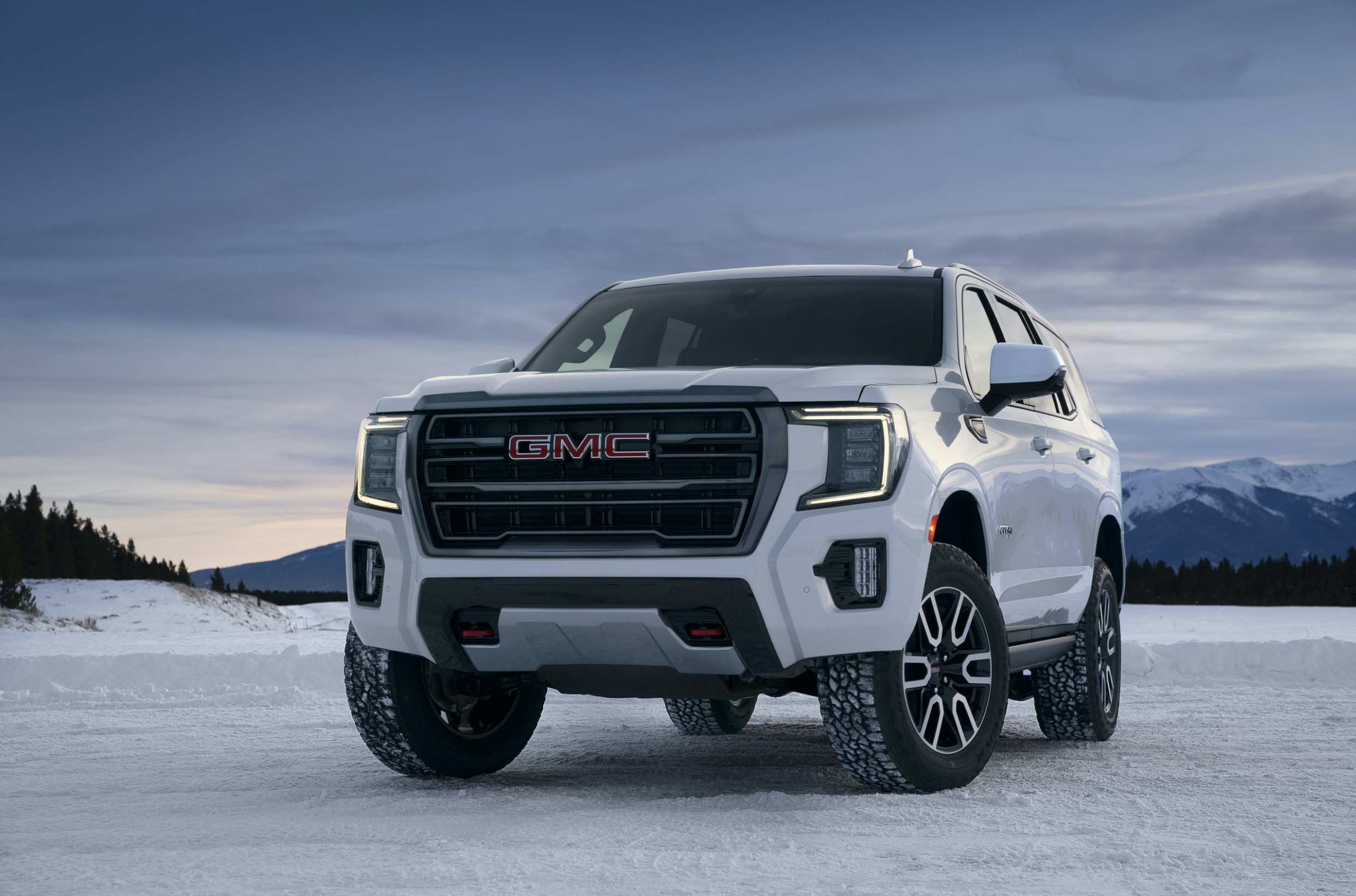 Review and Release date 2022 Gmc Yukon Body Style