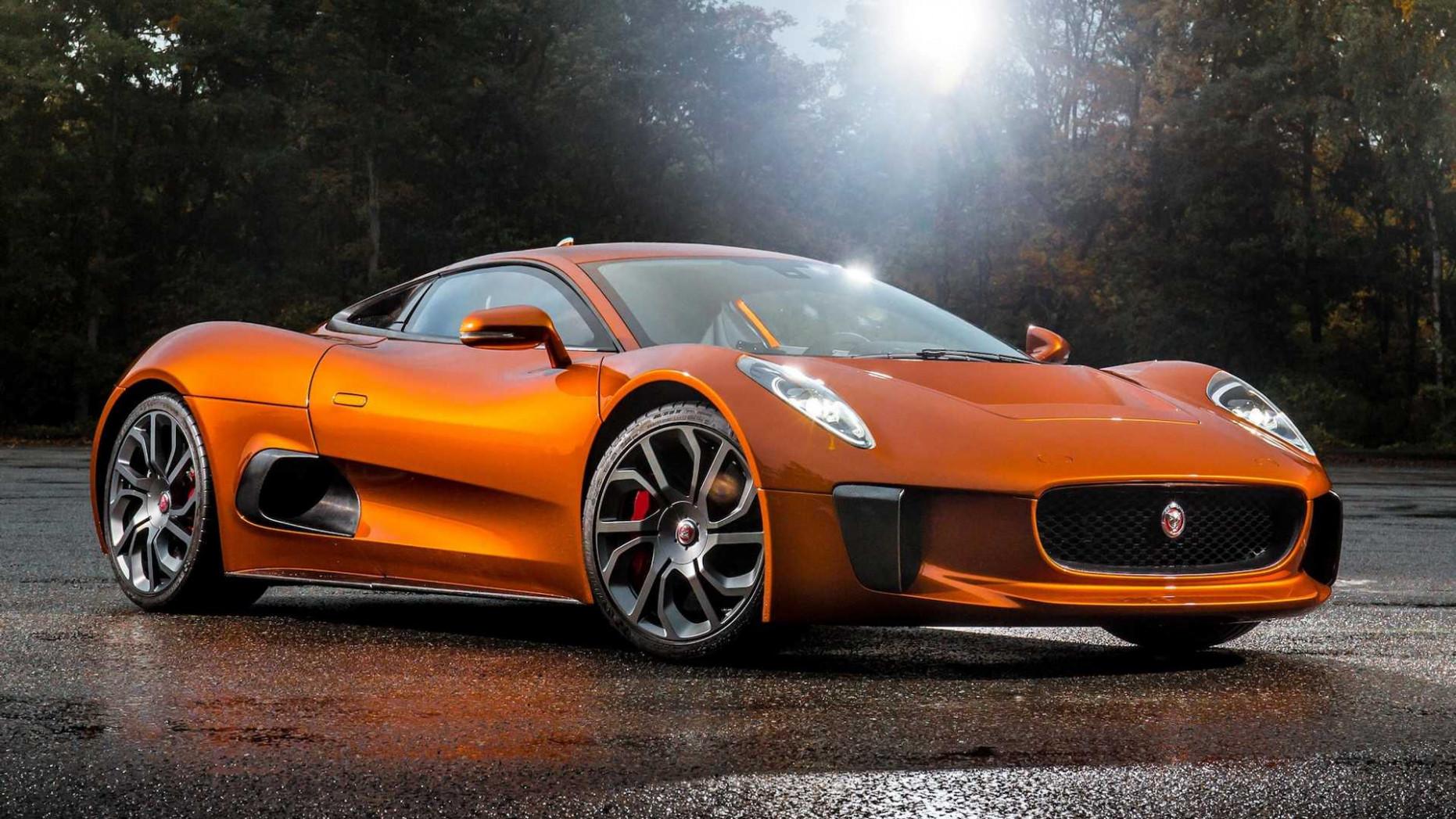 Spesification 2022 Jaguar F-Type