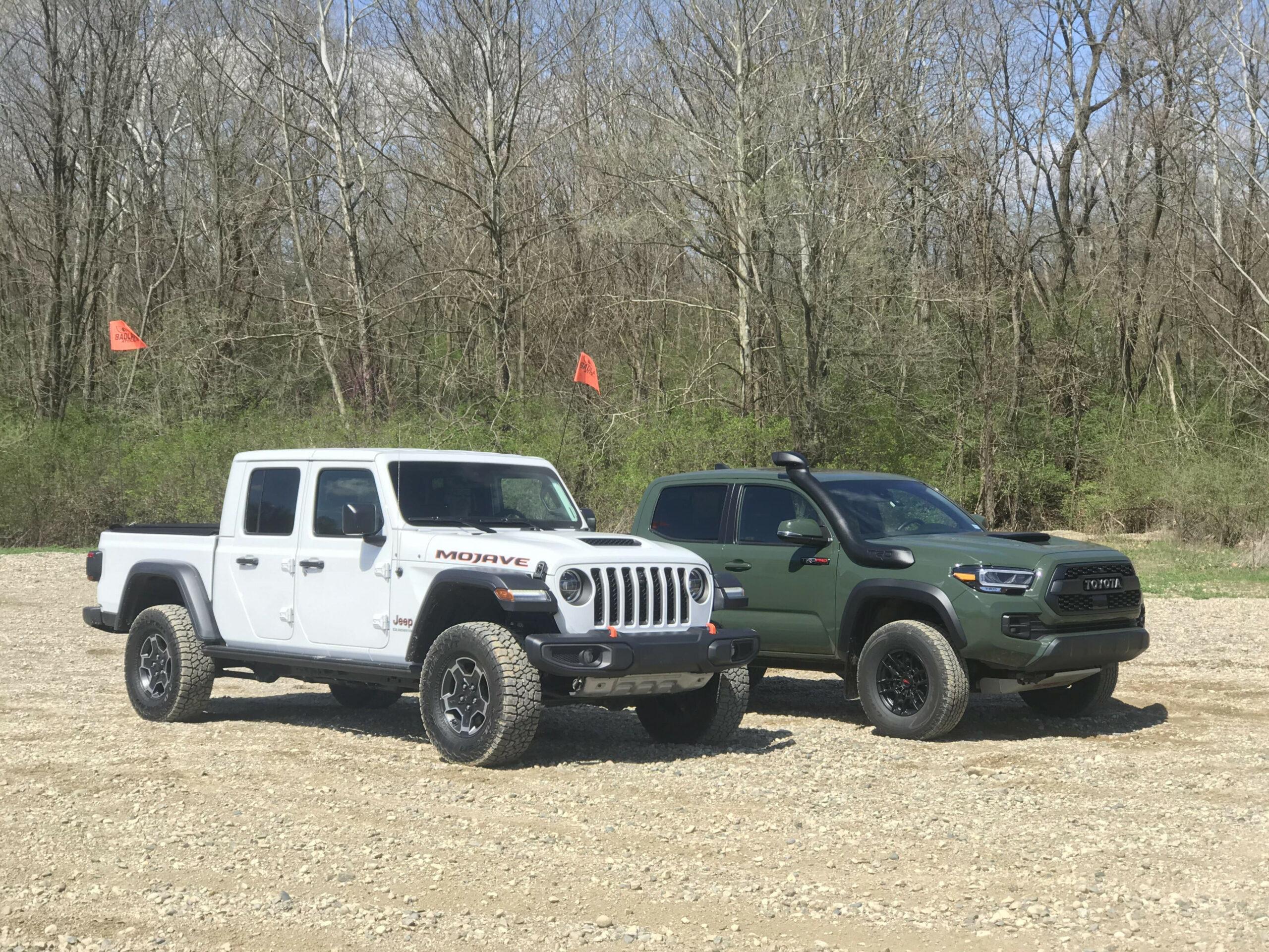 Release 2022 Jeep Gladiator Vs Tacoma