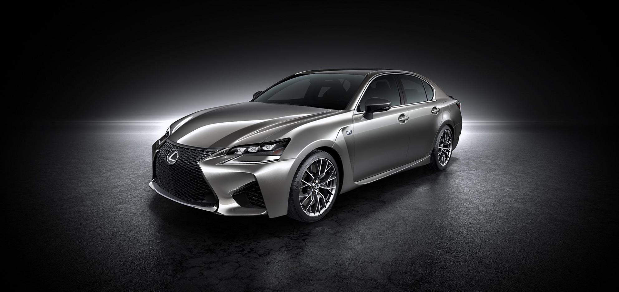 Model 2022 Lexus GS F