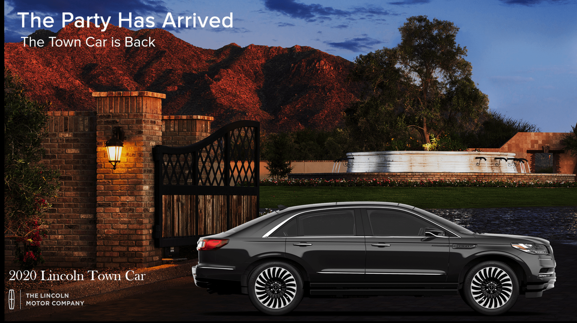 Configurations 2022 Lincoln Town Car