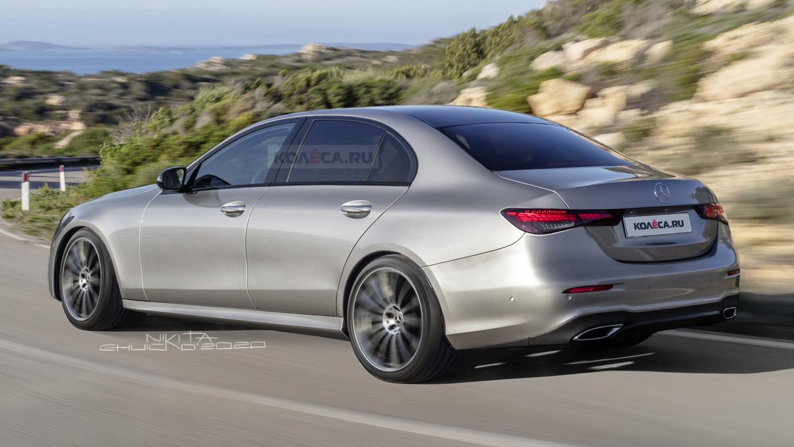 Engine 2022 Mercedes-Benz C-Class