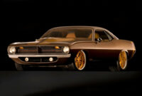Redesign and Concept 2022 Plymouth Barracuda