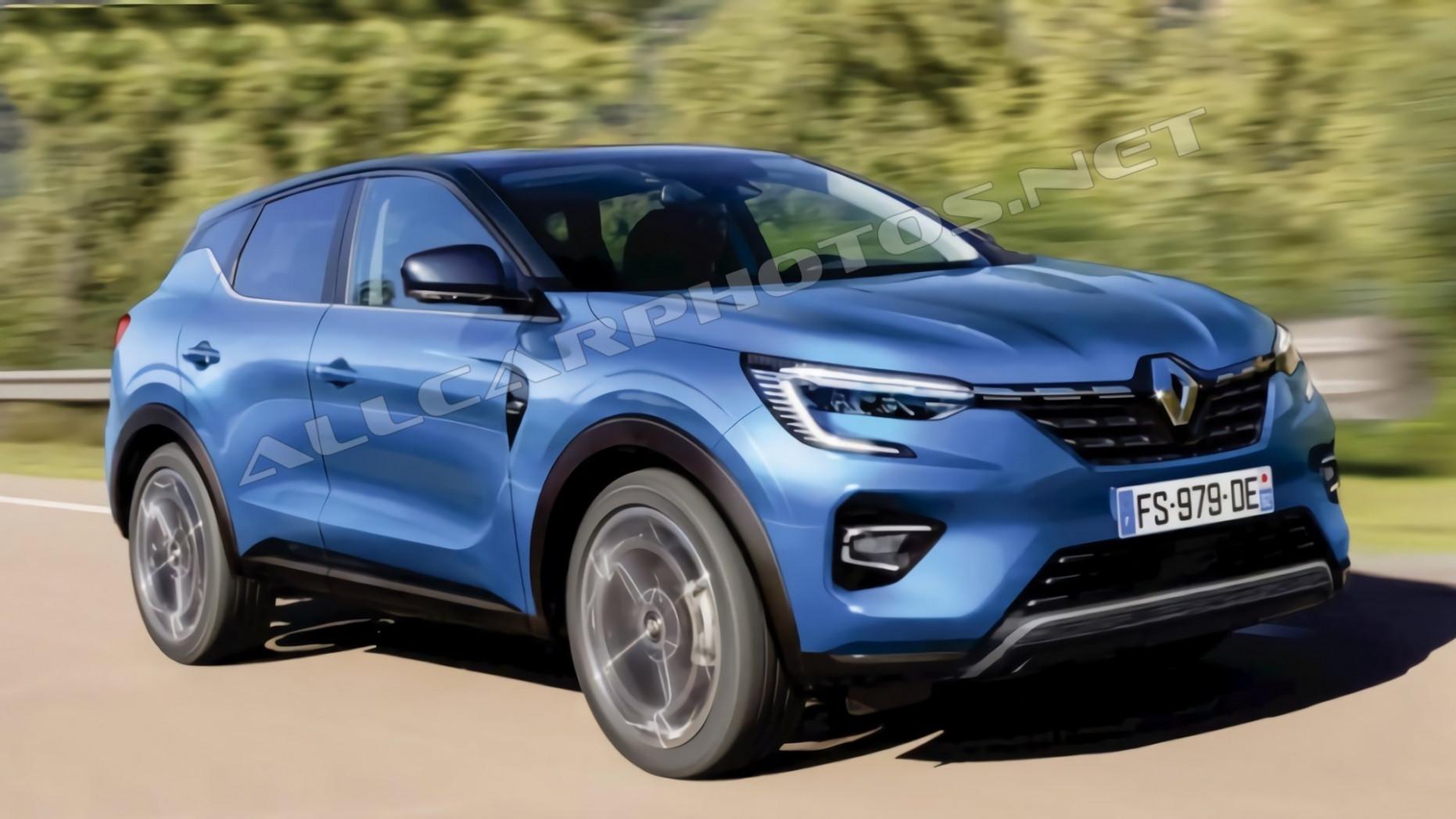 Rumors 2022 Renault Kadjar