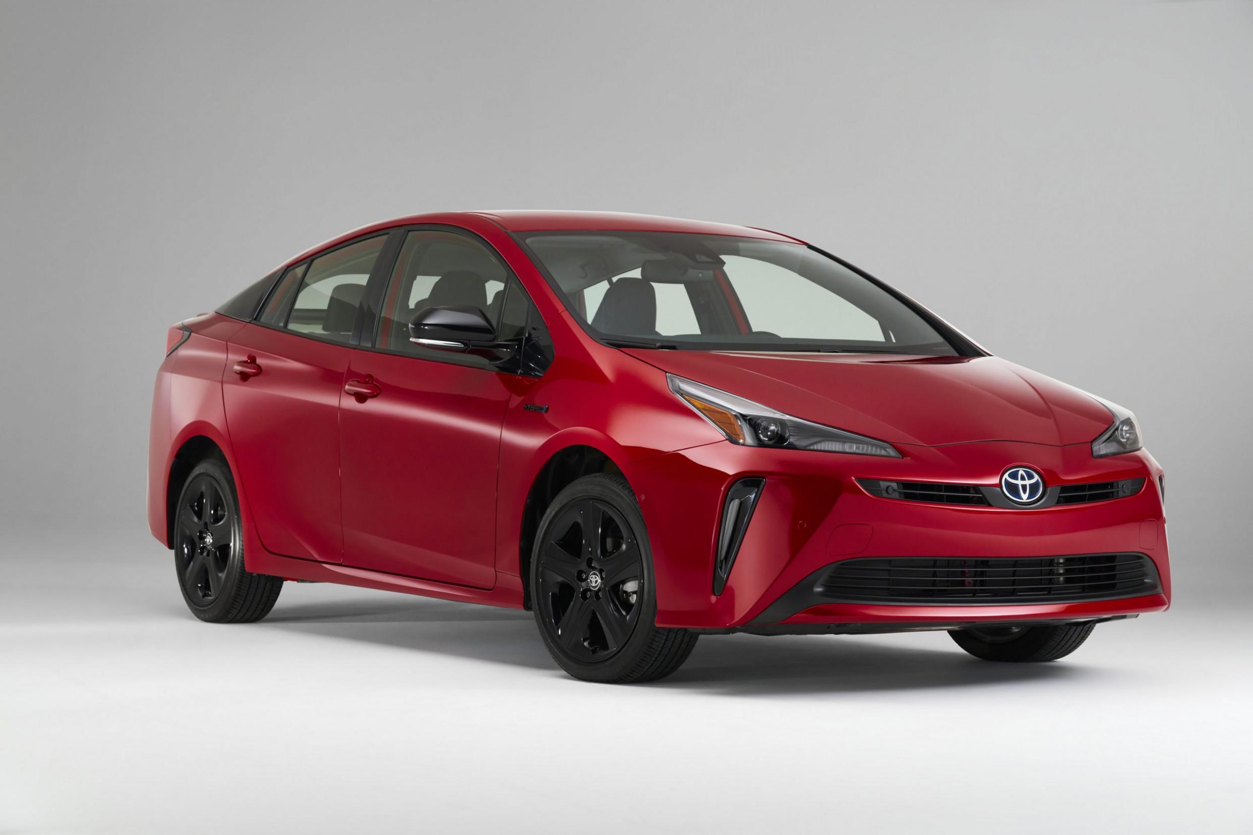 Performance 2022 Spy Shots Toyota Prius