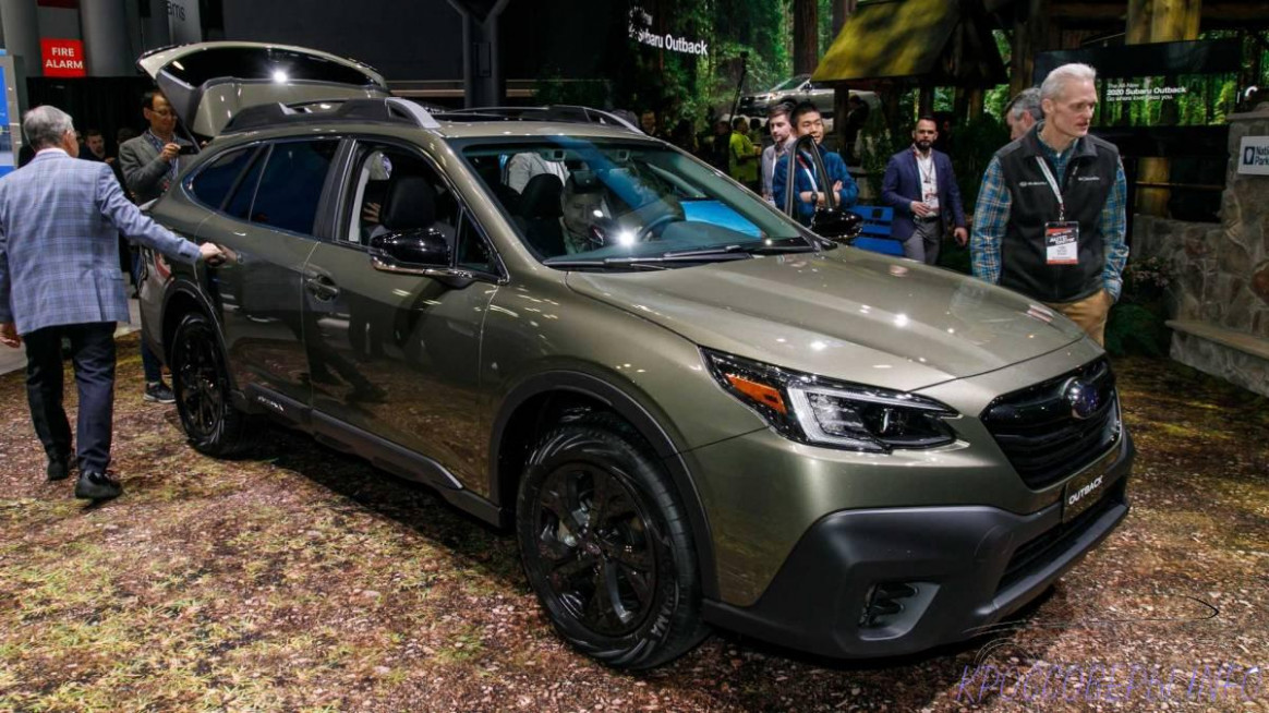 Redesign and Concept 2022 Subaru Outback