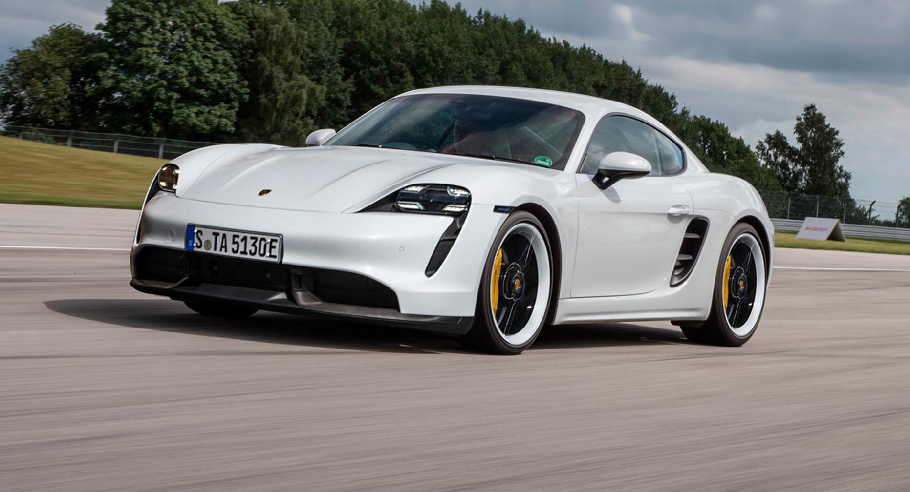 Specs 2022 The Porsche 718