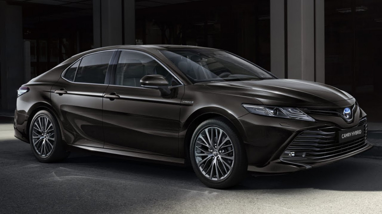 New Concept 2022 Toyota Camry Se Hybrid