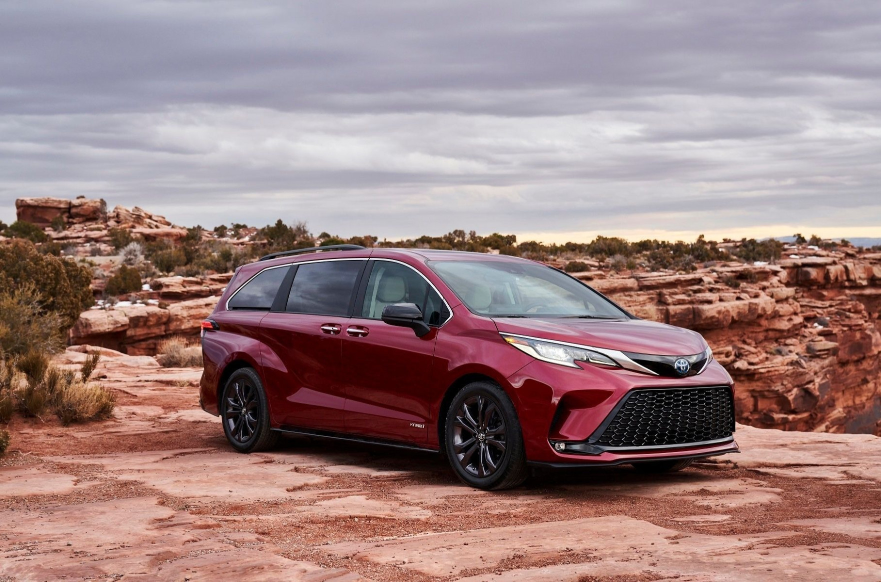 Redesign and Concept 2022 Toyota Sienna