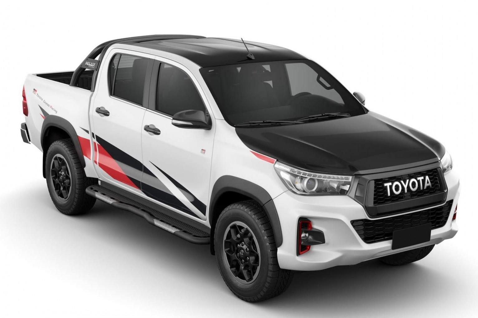 Pictures 2022 Toyota Vigo