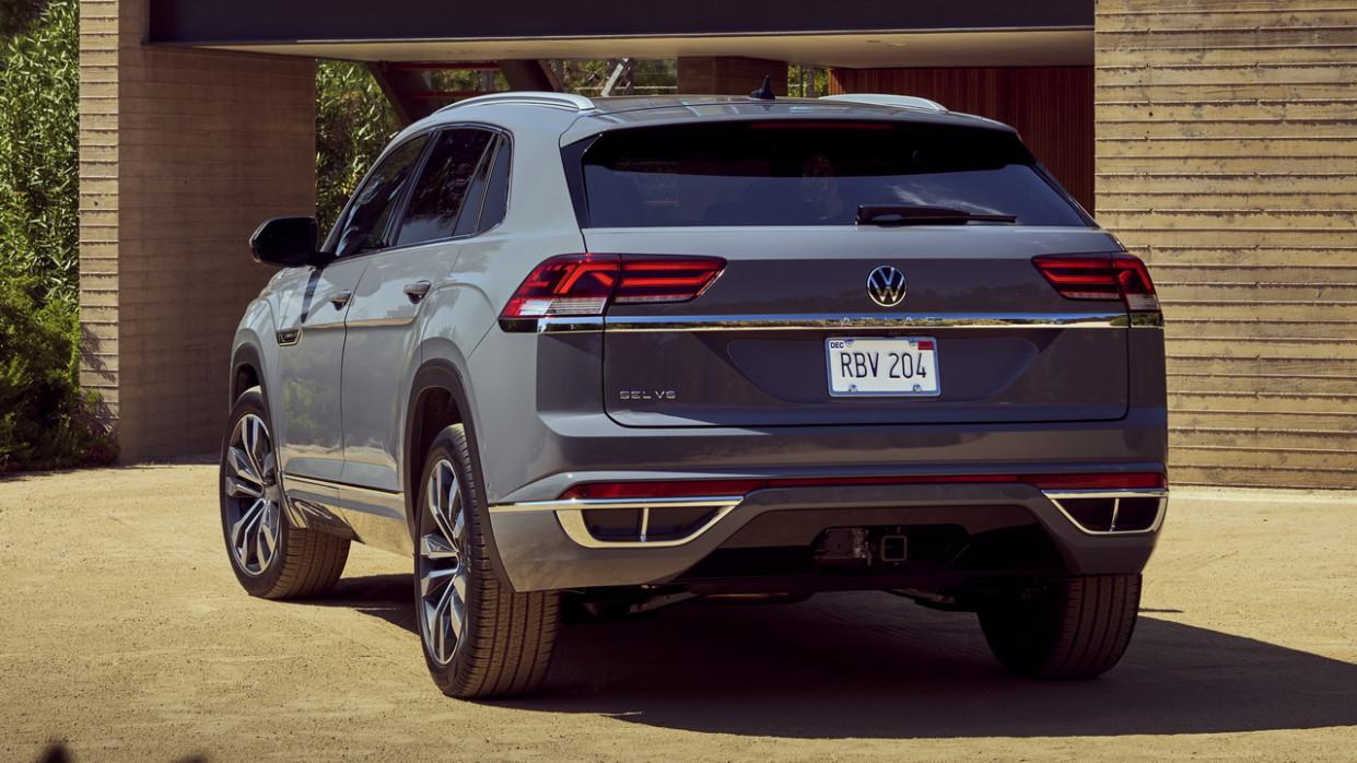 Price and Release date 2022 Volkswagen Atlas Cross Sport