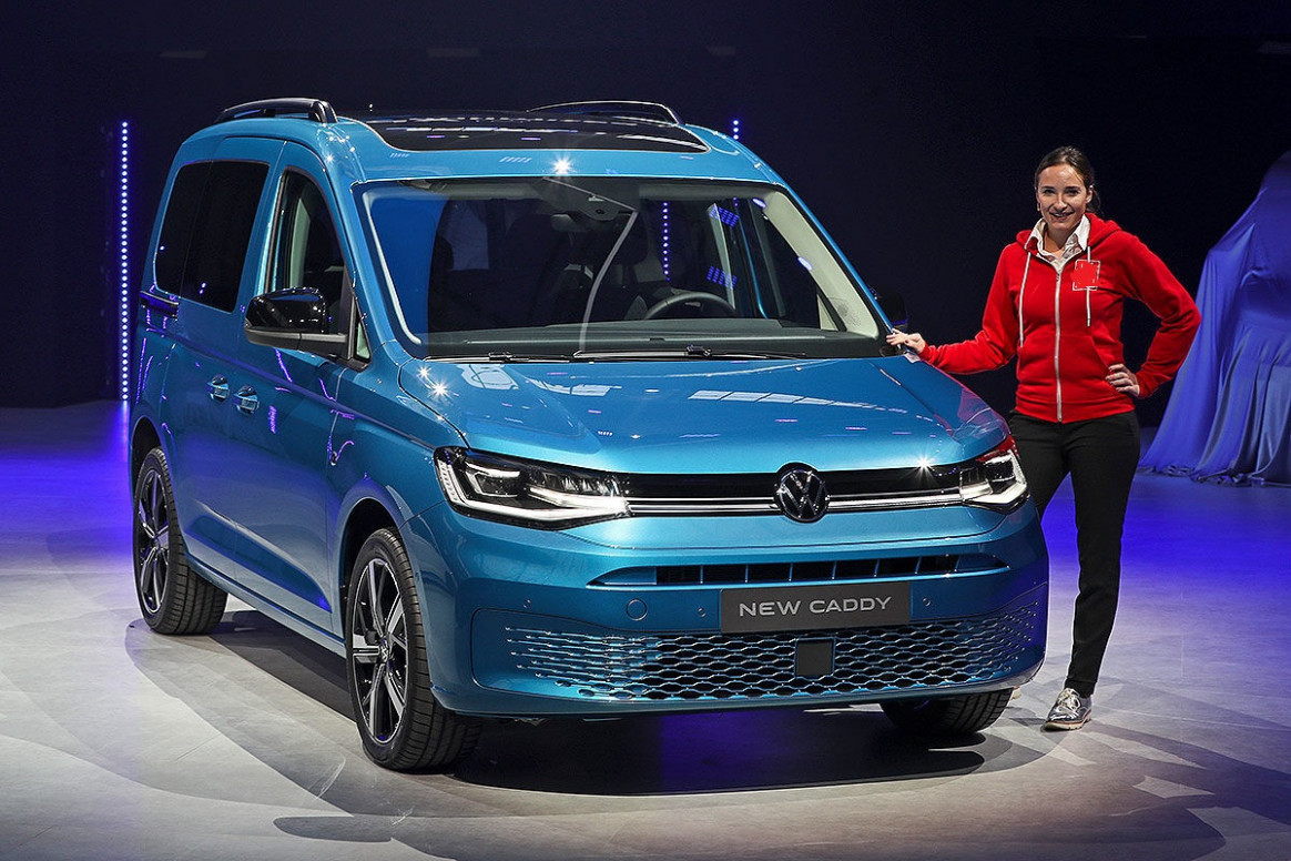 Picture 2022 VW Caddy