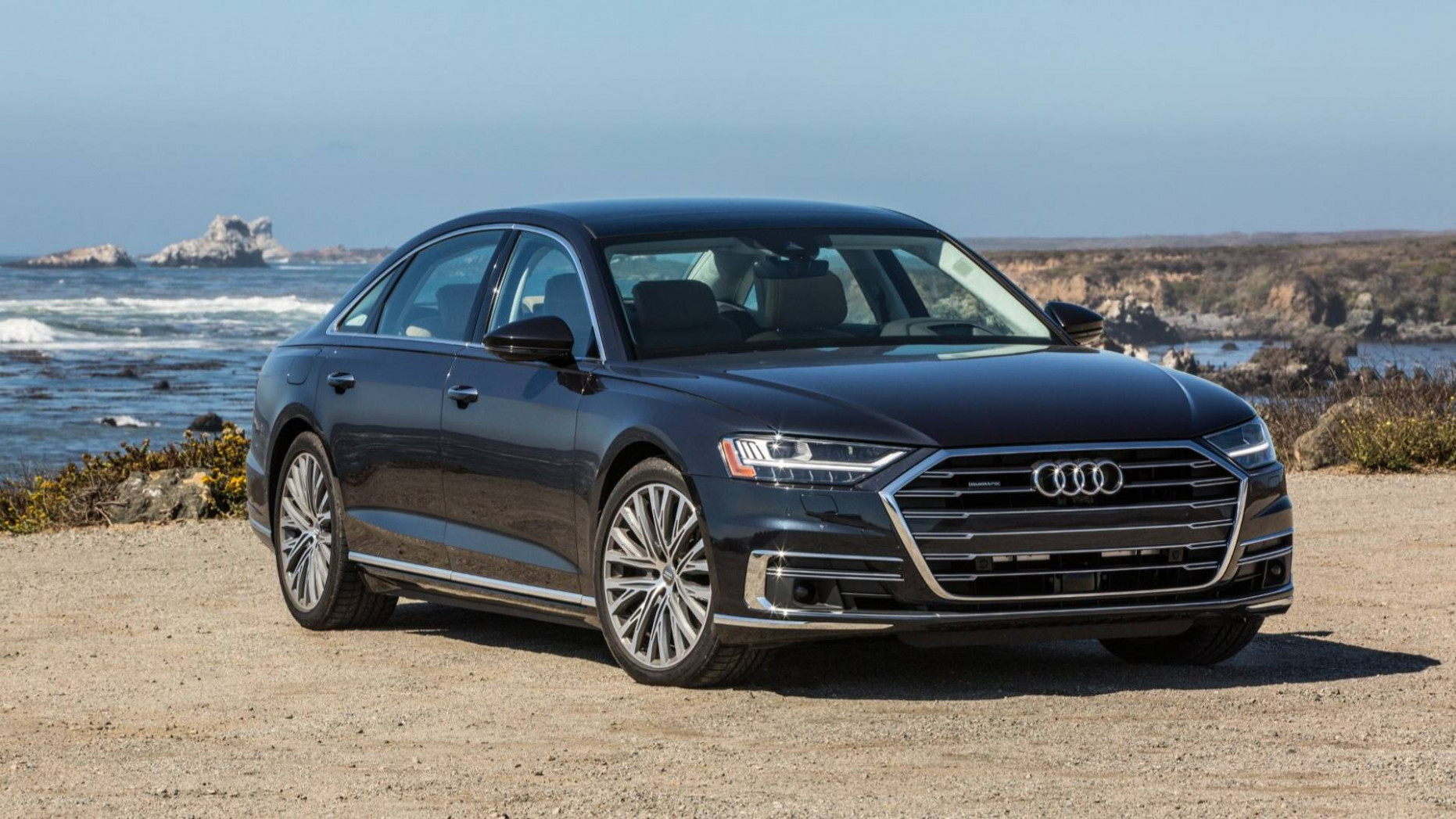 Redesign and Review 2022 Audi A8