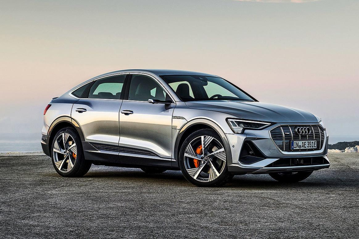 Spy Shoot 2022 Audi Q8