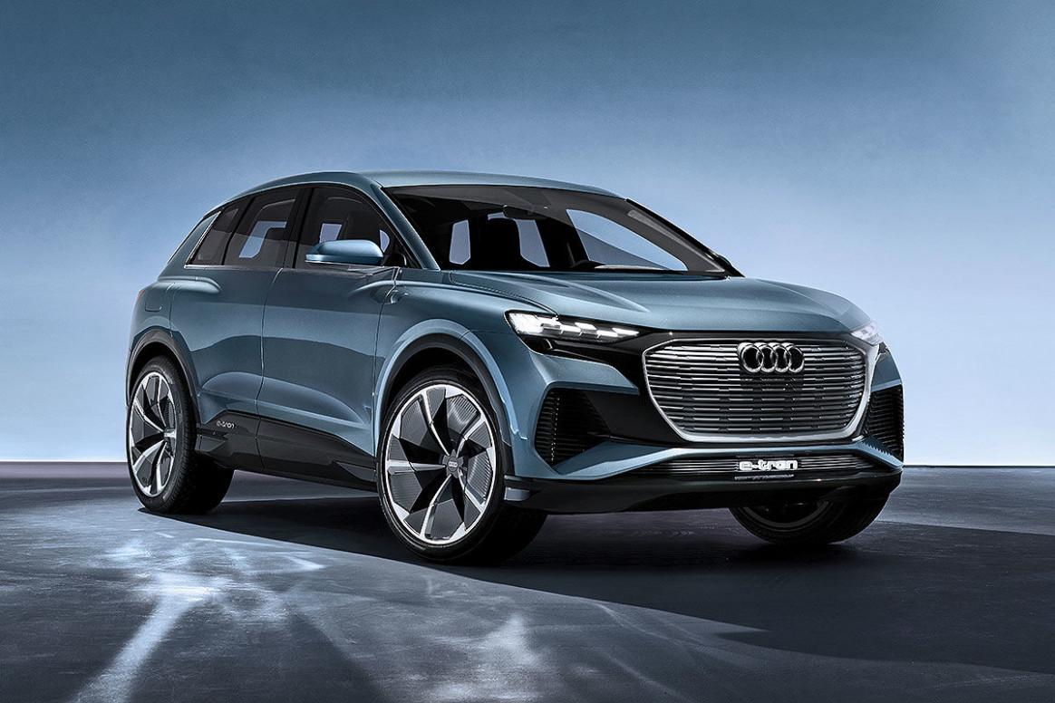 Exterior 2022 Audi Q9