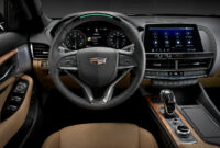 Concept And Review 2022 Cadillac Ct5 Interior