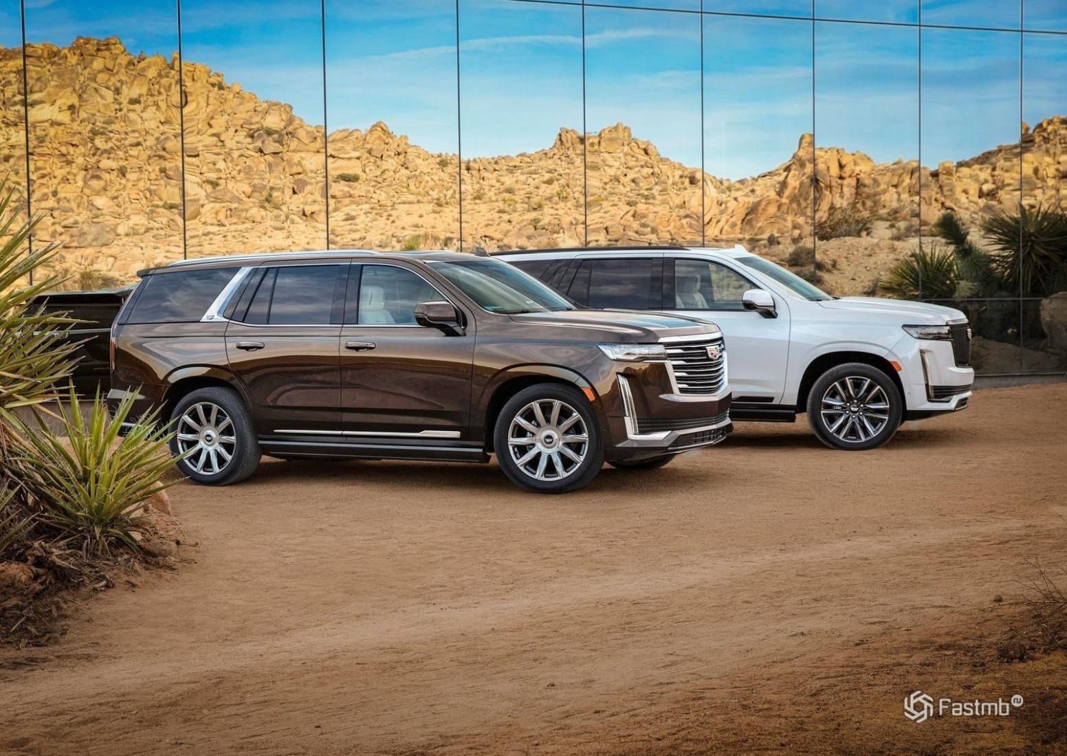 Pictures 2022 Cadillac Escalade Video