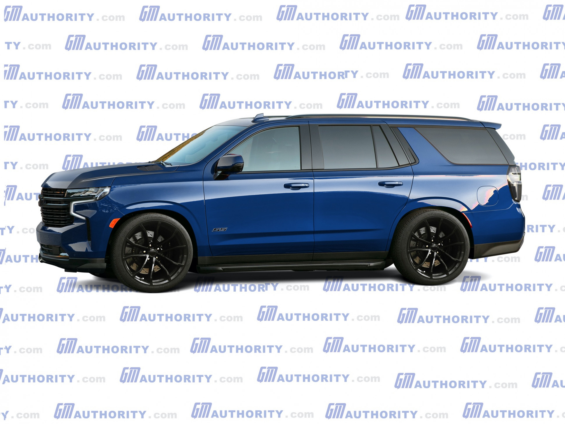 Release 2022 Chevy Tahoe