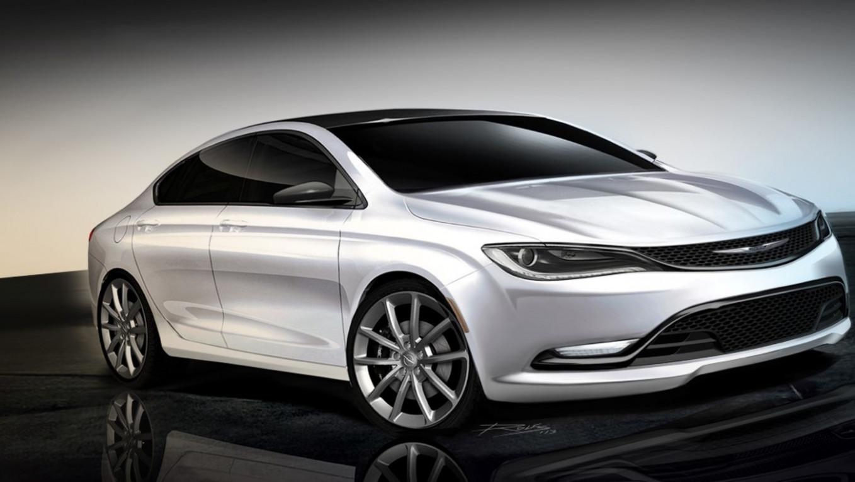 Concept 2022 Chrysler 200