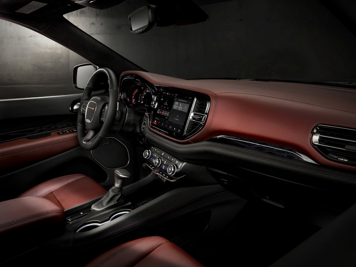 Review and Release date 2022 Dodge Durango Interior