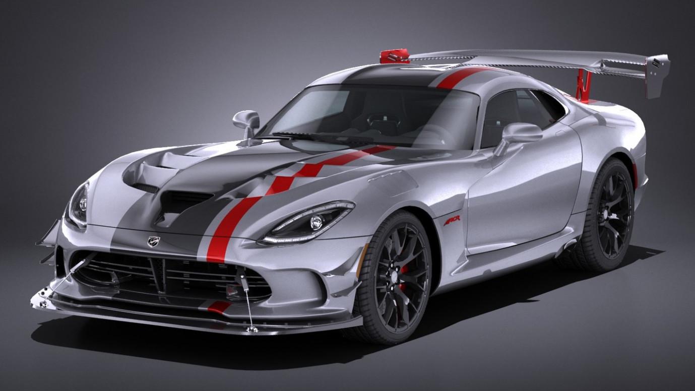 Release 2022 Dodge Viper ACR