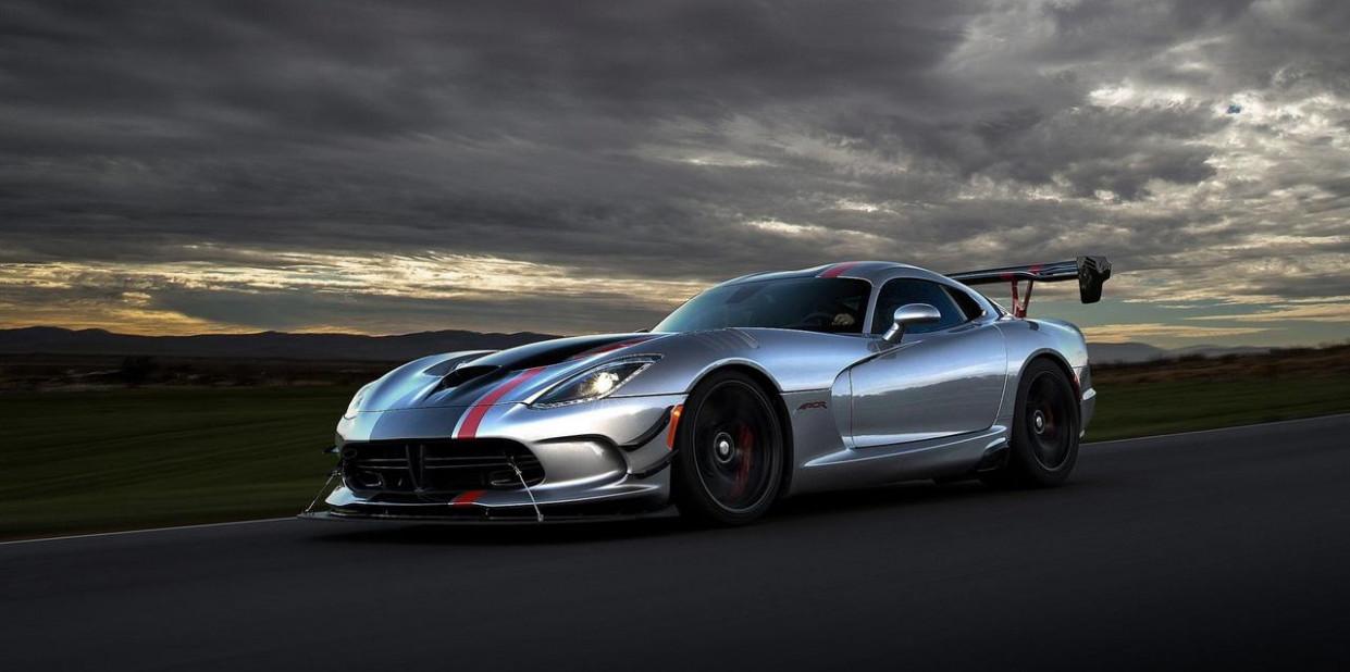 Exterior 2022 Dodge Viper