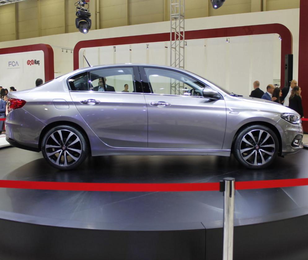 Price 2022 Fiat Aegea