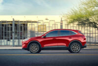 concept and review 2022 ford escape