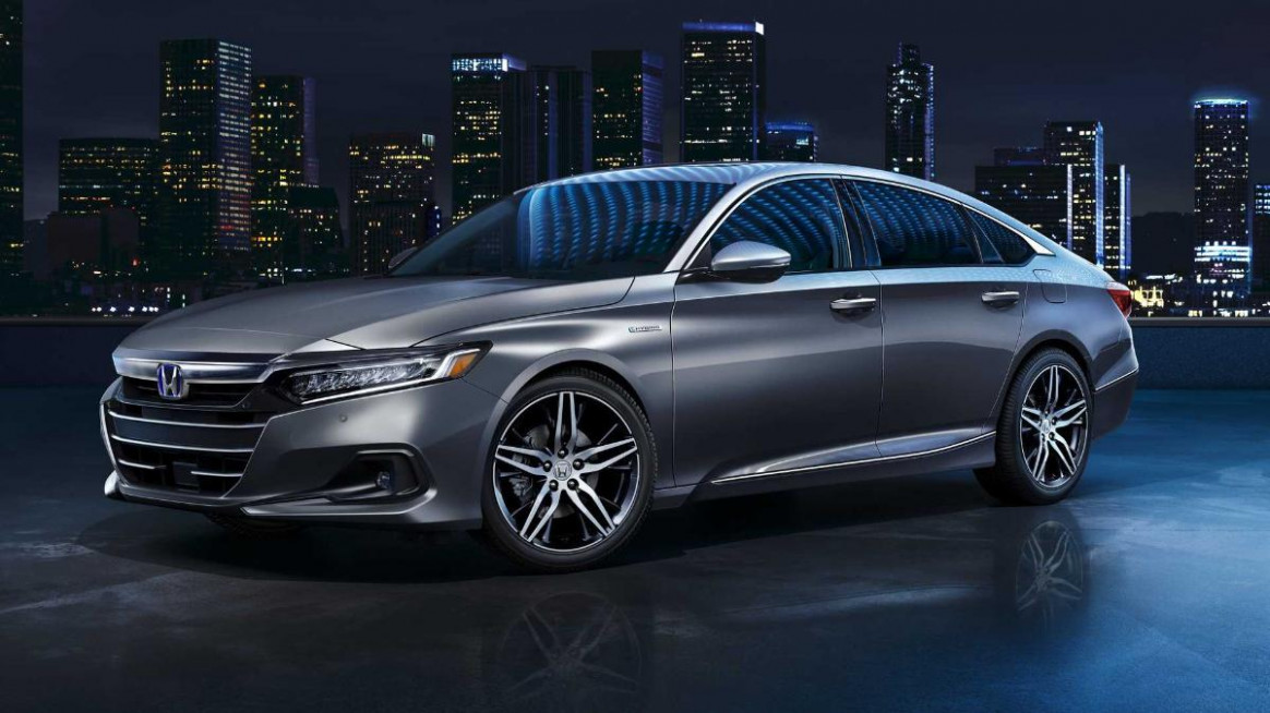 Concept and Review 2022 Honda Accord Hybrid