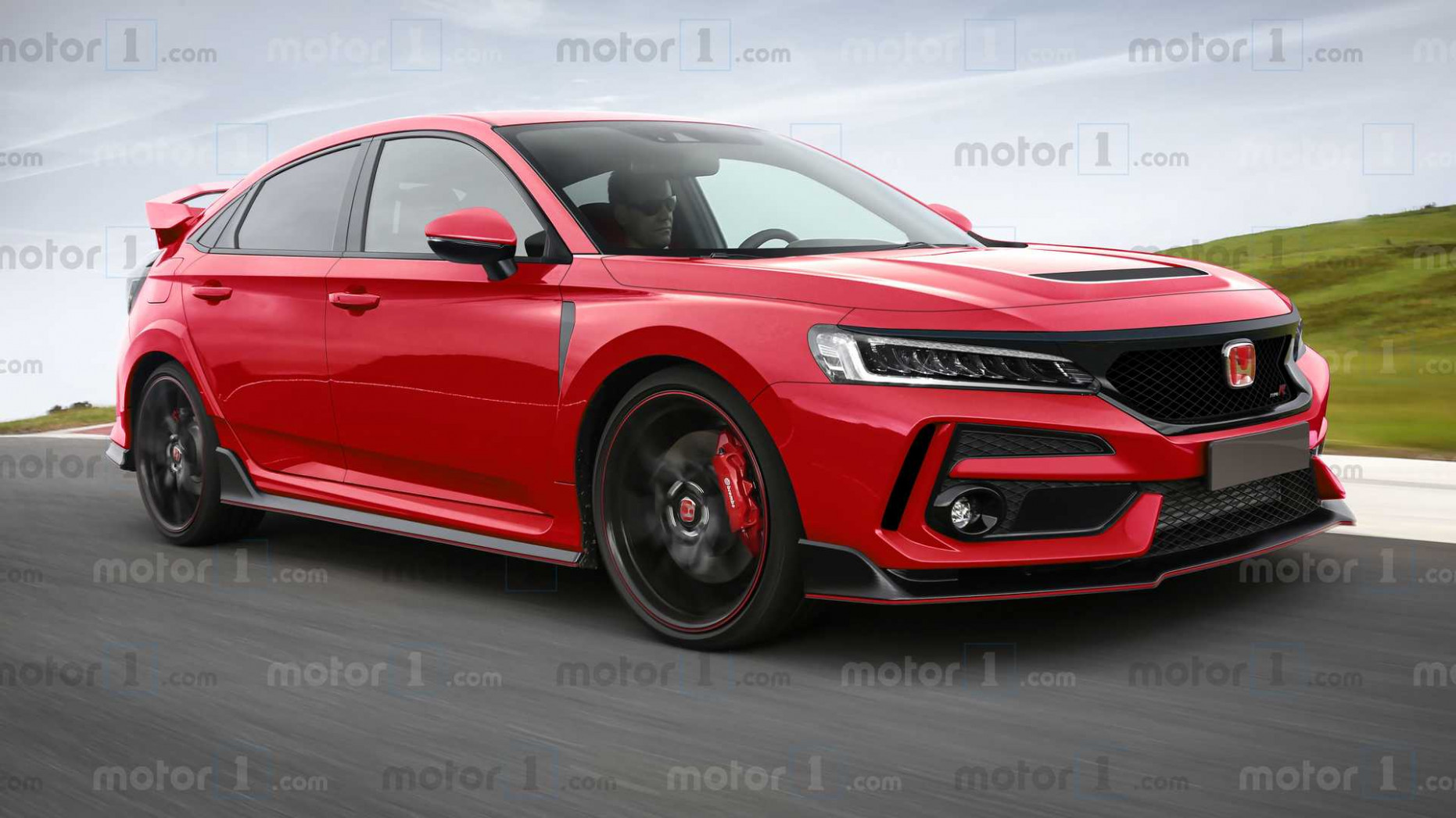 Performance and New Engine 2022 Honda Civic Si