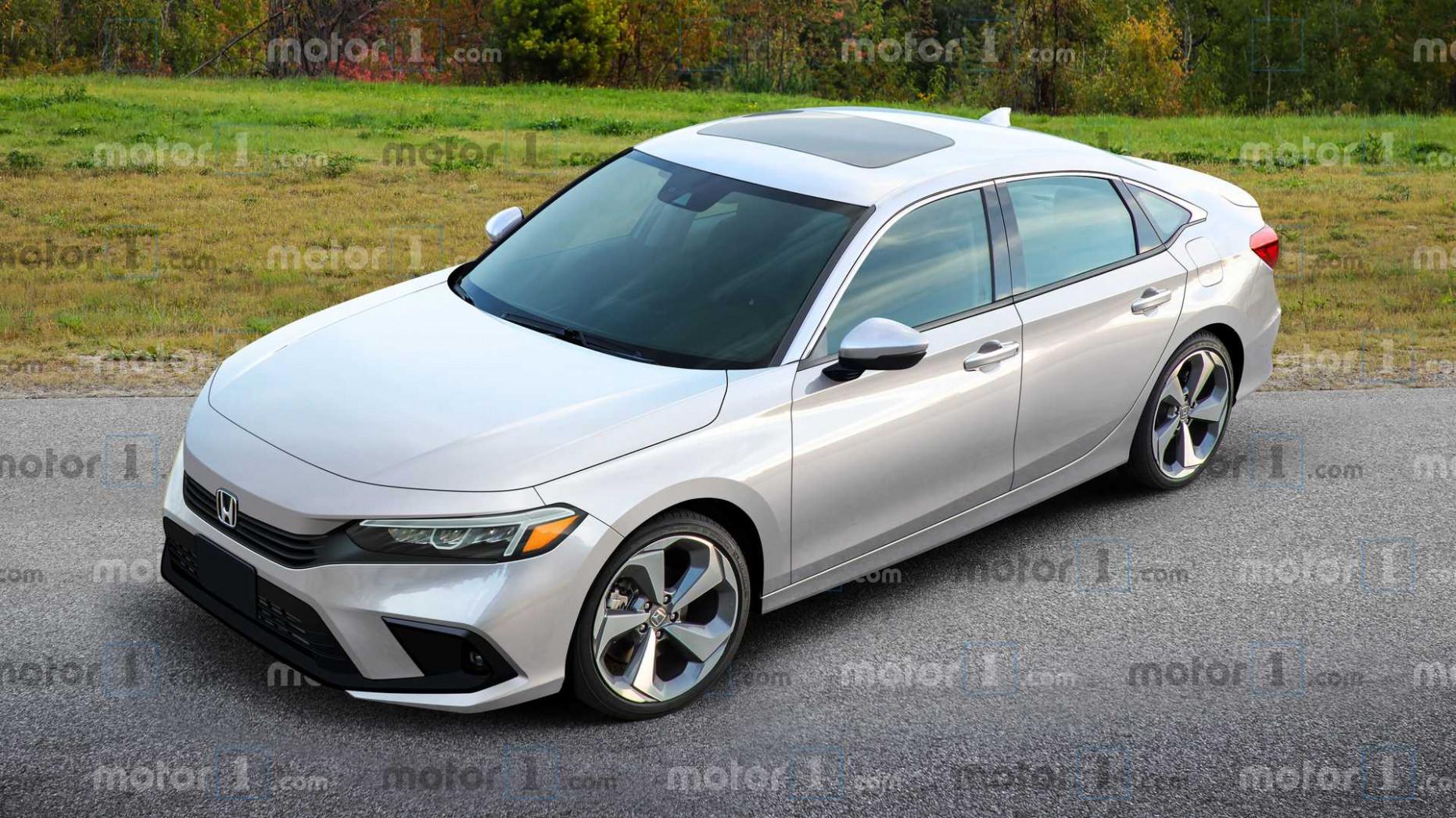 Price, Design and Review 2022 Honda Civic