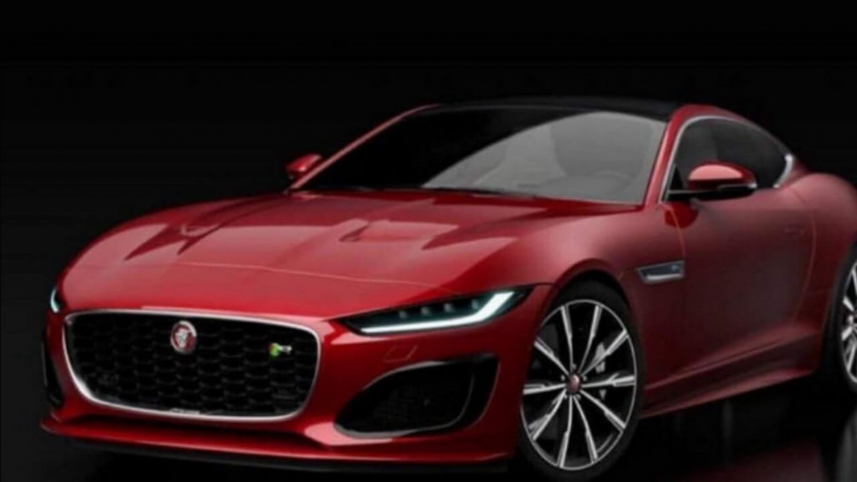 New Model and Performance 2022 Jaguar F-Type