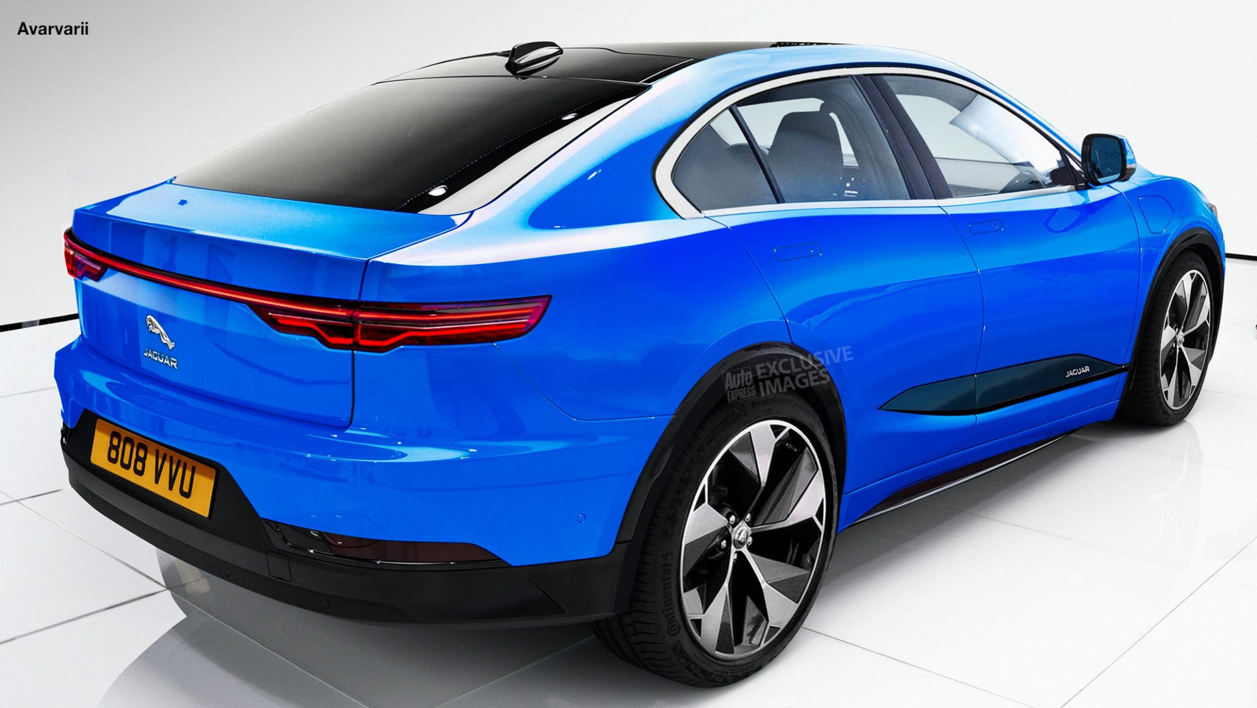 Spesification 2022 Jaguar Xj Images