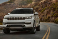 concept and review 2022 jeep wagoneer