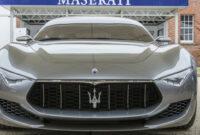 concept and review 2022 maserati quattroportes