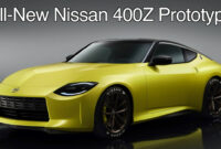 concept and review 2022 nissan z turbo nismo
