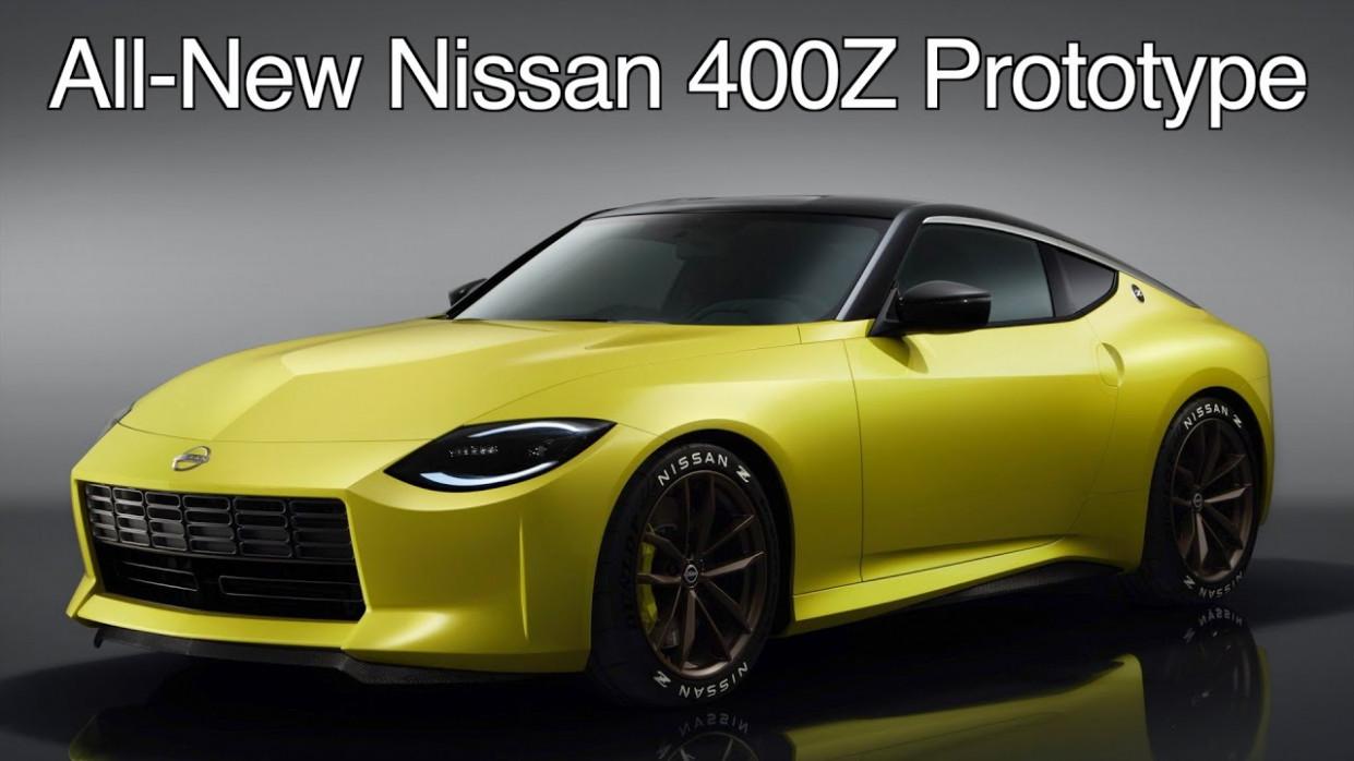 Configurations 2022 Nissan Z Turbo Nismo