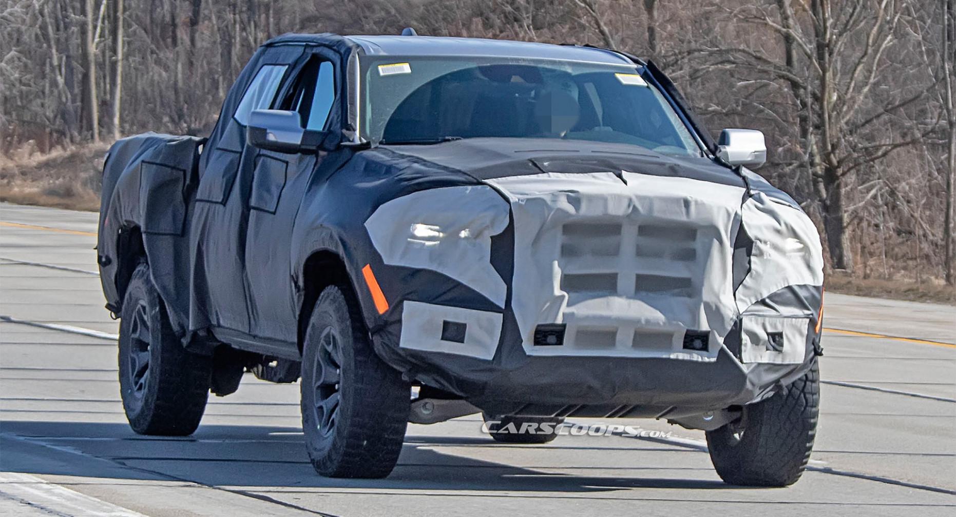 Rumors 2022 Ram 1500 Hellcat Diesel