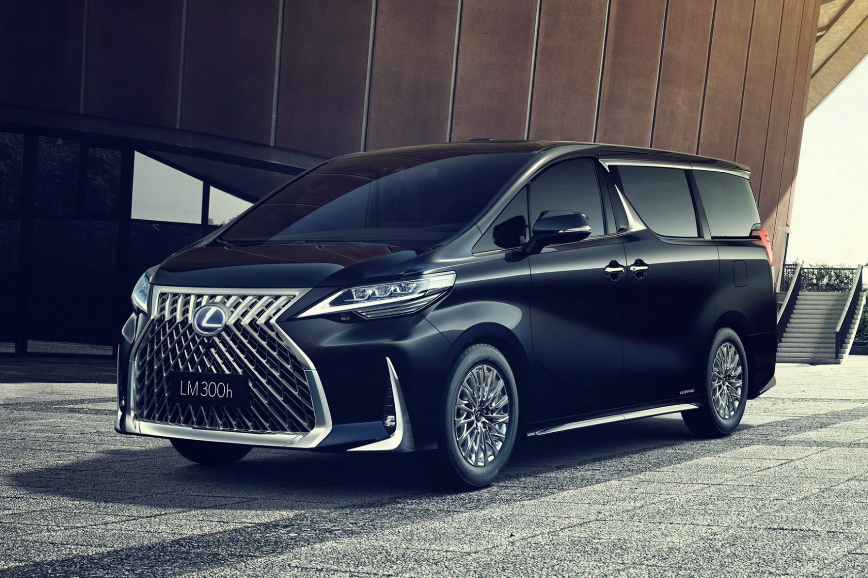 Redesign 2022 Toyota Alphard