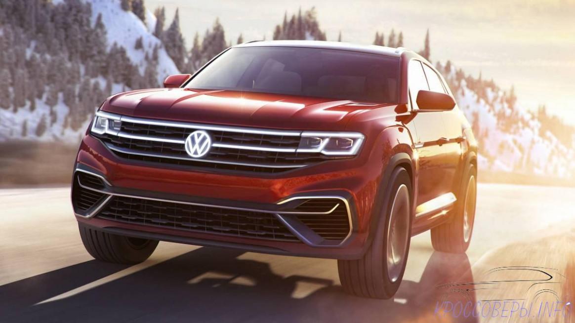 Specs 2022 Volkswagen Atlas Cross Sport
