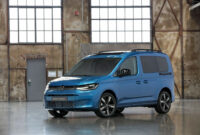concept and review 2022 vw caddy