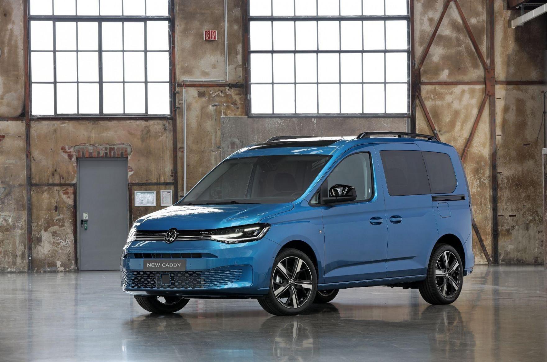History 2022 VW Caddy