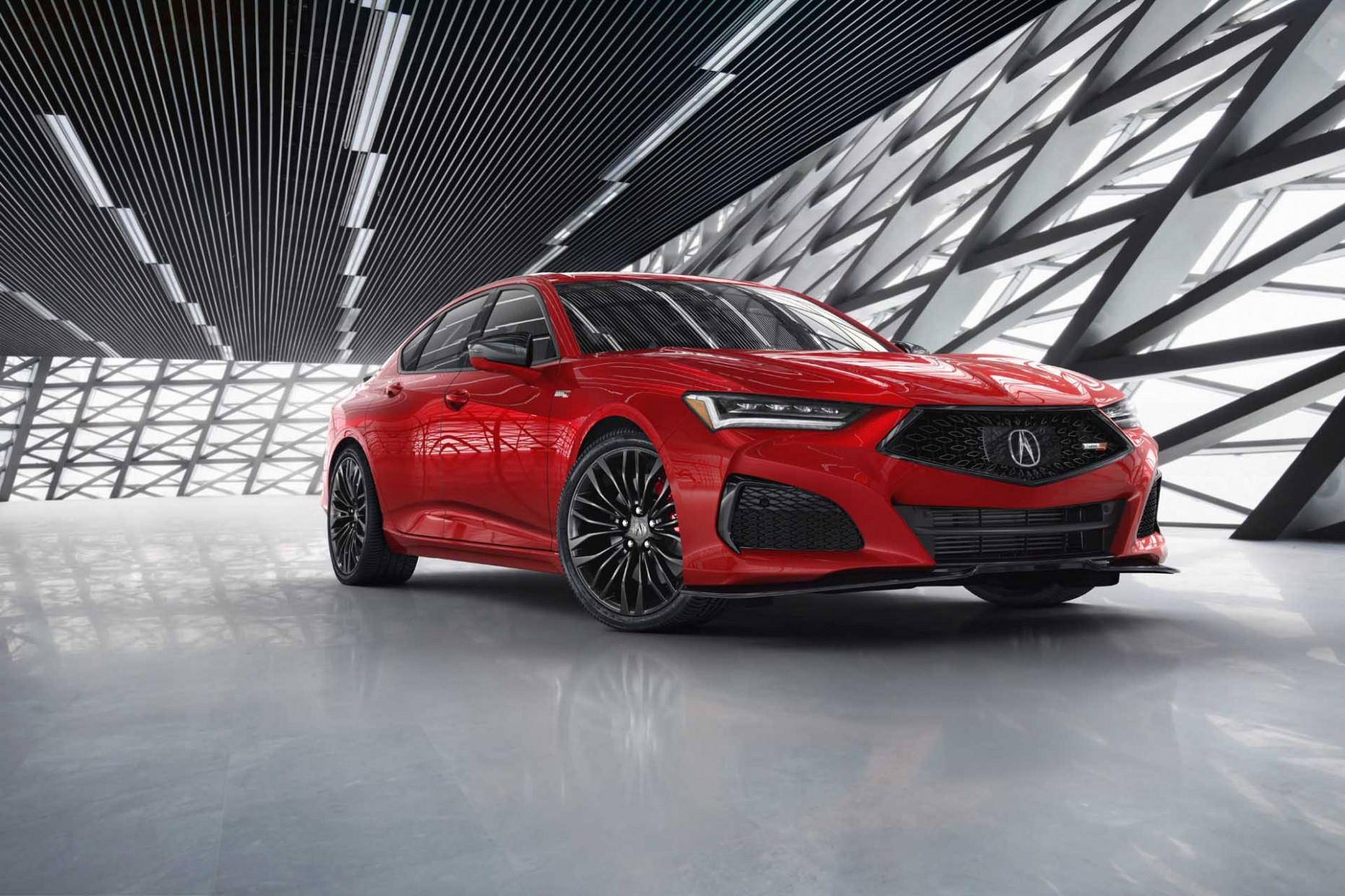 Performance Acura Tlx 2022